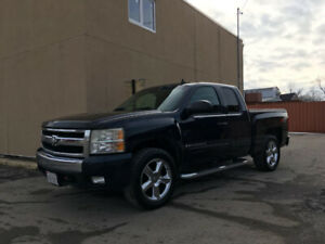 "2007 Chevrolet Silverado Z71 4X4 ""Very Clean"" Certified!! $7900"