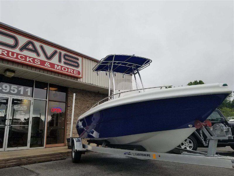 2018 Glasstream 192 CC Center Console Fishing Pleasure Boat