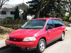 2003 Ford Windstar Sport Minivan (NEED GONE!!!)