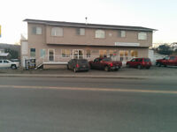 Office space for rent, Quesnel BC