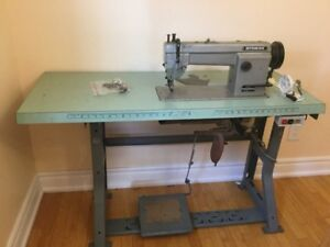 MITSUBISHI WALKING FOOT INDUSTRIAL SEWING MACHINE