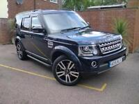 Land Rover Discovery 4 3.0SDV6 HSE Auto 4X4 BLUE 2015