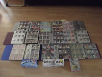 large hockey, baseball and basketball collection over 5000 cards