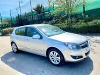 2008 Vauxhall Astra 1.6 i 16v SXi 5dr Hatchback Petrol Manual