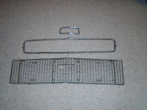 1968 Mustang Grille & Corrals - 68 Mustang