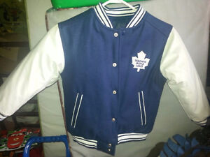 TORONTO MAPLE LEAF BOYS BRAND NEW JACKET