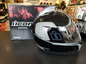 ICON DOT & ECE Rated Full Face Motorcycle Helmet