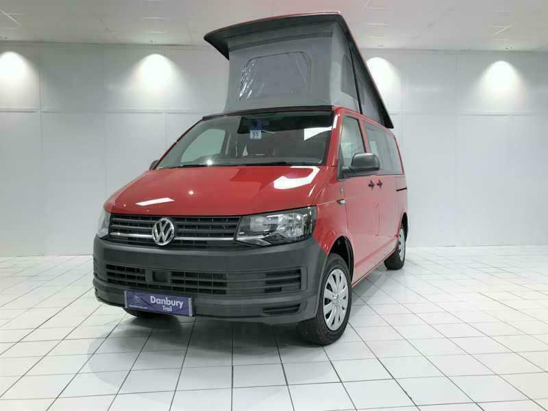 f80bc26234 Danbury Trail VW Camper Van - King Size Bed - 5 seats - Spacious Interior
