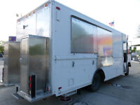 Food Truck & Business For Sale