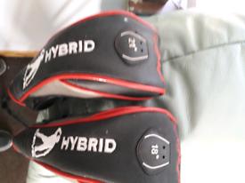 Hybrid clubs