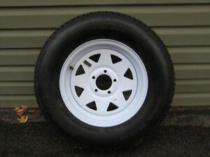 FOR SALE: NEW TRAILER TIRE with RIM