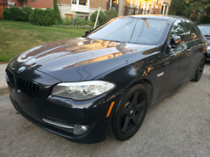 BMW 528i 2011 executive package