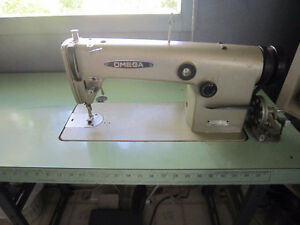 Omega Industrial Sewing Machine