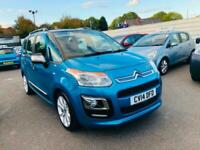 2014 Citroen C3 Picasso 1.4 VTi 16V Selection 5dr MPV Petrol Manual
