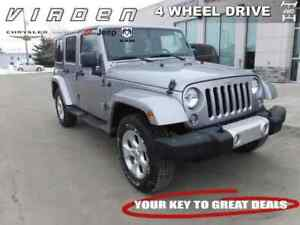 2014 Jeep Wrangler Unlimited Unlimited Sahara **LOCALLY OWNED!!