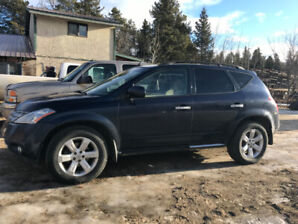 FOR SALE 2007 murano AWD
