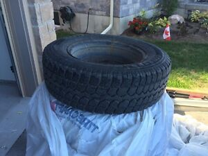 215 70R 16 winter tires and rims