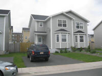 Available Immediately Duplex For Rent