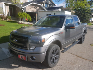 2013 Ford F150 FX4 Super Crew with appearance package
