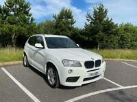 BMW X3 2.0 M SPORT SERVICE HISTORY NEW MOT