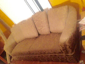 3 matching couches - REDUCED