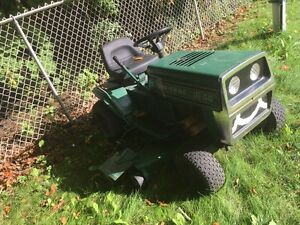 Turf Trac Mower - Blower Attachment