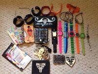 Miscellaneous Jewelry, Watches, etc