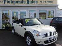 2012 MINI Convertible 1.6 Cooper Avenue 2dr