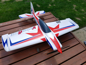 Parkzone visionaire rc airplane w/as3x