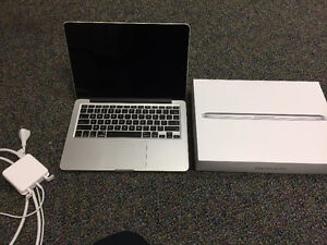 Like New Inbox, Early 2015 Macbook Pro With Retina Display $2000