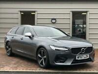 2017 Volvo V90 2.0 D4 R DESIGN 5dr Geartronic ESTATE Diesel Automatic