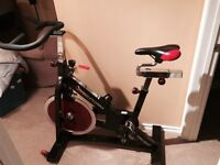 Exercise bike for sale - excellent cindition