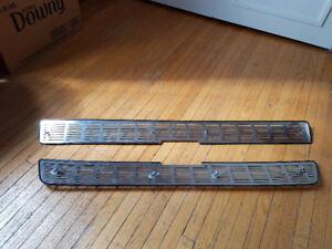 2002 Silverado Stainless Billet Grille