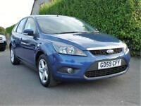 FORD FOCUS 1.6 ZETEC 5 DOOR HATCH-BACK ( FULL FORD MAIN AGENT SERVICE HISTORY )