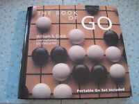 The Book of Go with Portable Go Game Set - William S. Cobb