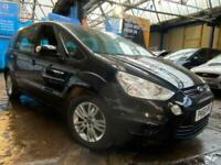 FORD S-MAX 2.0 ZETEC TDCI 7 SEATER NATIONWIDE 'CONTACTLESS' DELIVERY AVA
