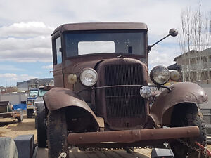 1933 ford dually all original exellent resto or rat rod