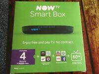 Now TV Smart Box + 4 Months Sky Cinema Pass