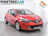 2015 RENAULT CLIO 1.5 dCi ENERGY Expression + 5dr start stop