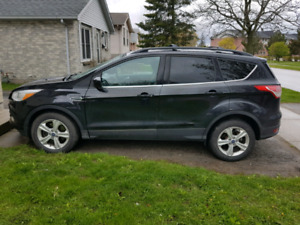 Safetied 2013 Ford Escape EcoBoost with panoramic roof