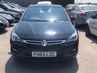 2016 Vauxhall Astra 1.4 i Turbo 16v SRi Nav 5dr