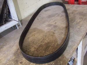 triple drive belt for John Deere 7720