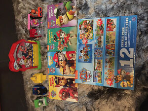 $100 worth of paw patrol toys for $40  !!!
