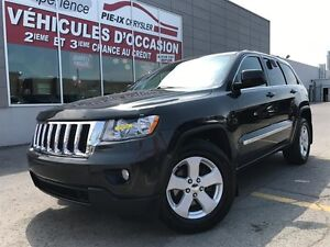 Jeep Grand Cherokee 4WD 4dr+LAREDO+CUIR+BACK UP CAM+MAGS+WOW! 20