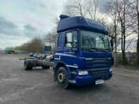DAF TRUCKS CF 65.250 chassis cab manual.....WATCH THE VIDEO