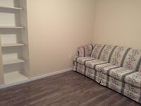 One furniture bedroom on Brentwood c-train & UC close downtown