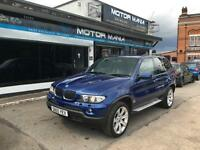 BMW X5 3.0d auto 2005MY Le Mans Blue Sport Edition