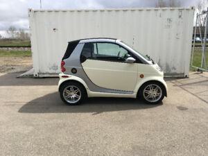 2006 Smart Fortwo Brabus Coupe (2 door)