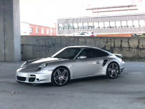2007 Porsche 911 997 Turbo Coupe 6Speed Manual