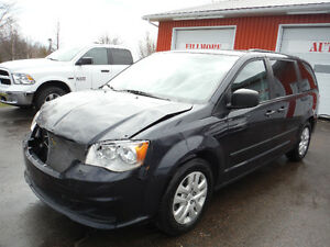 2014 Dodge Grand Caravan Stow N Go